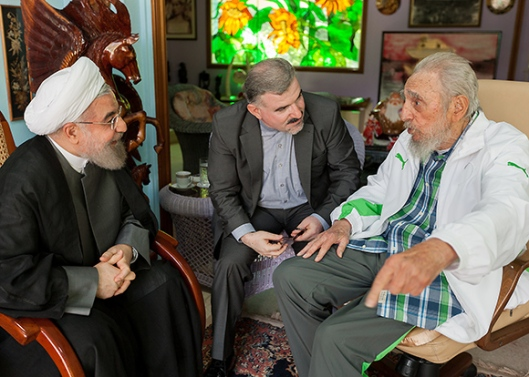fidel-presidente-iran