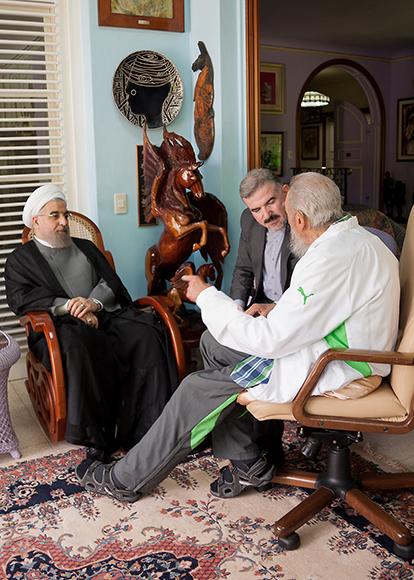fidel-presidente-iran2