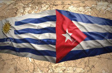 Cuba and Uruguay