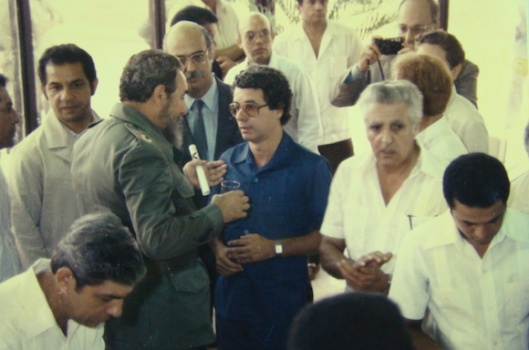 fidel-inauguracion-del-cigb-cuba-1986