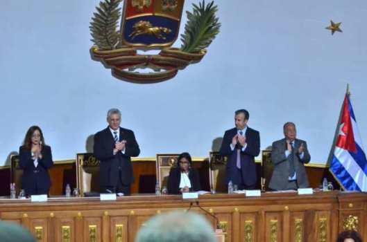 diaz_canel_venezuela_fidel